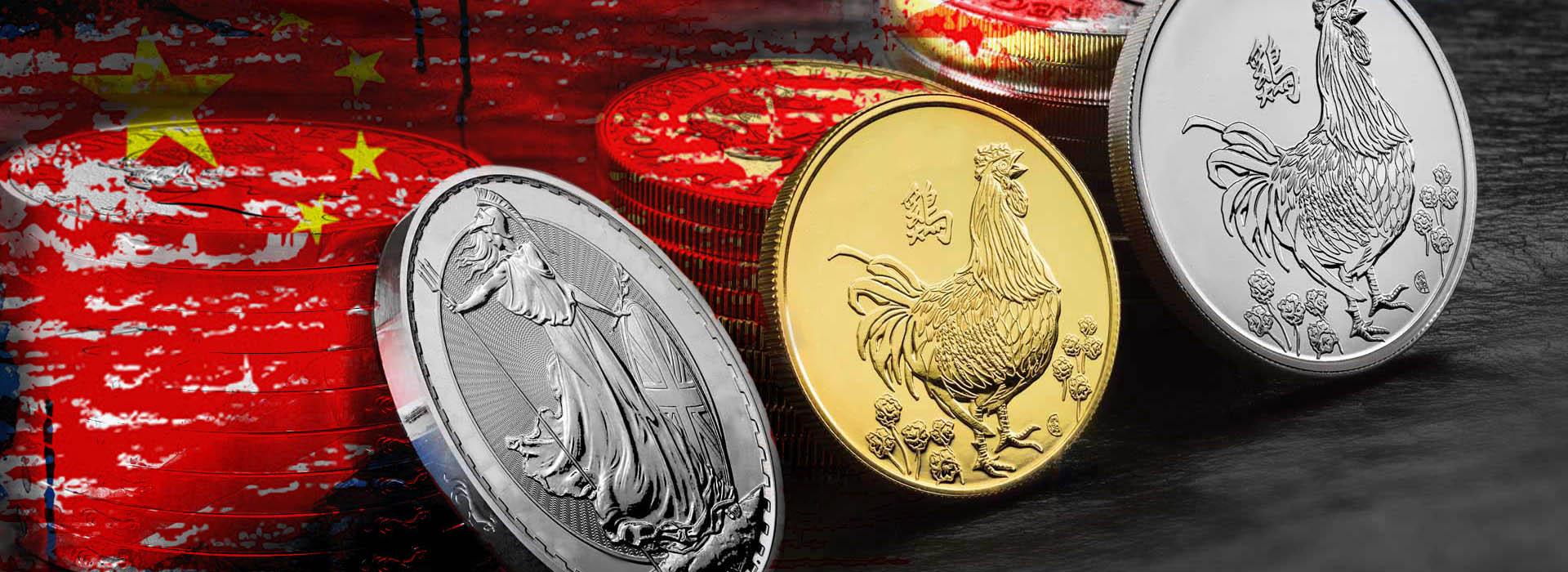 国内知名造币厂家-央富金币