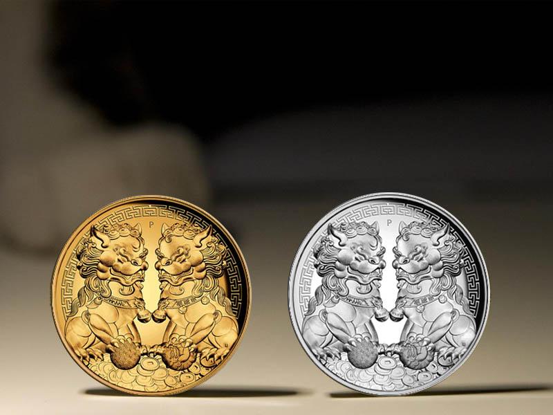 纪念章设计公司-央富金币